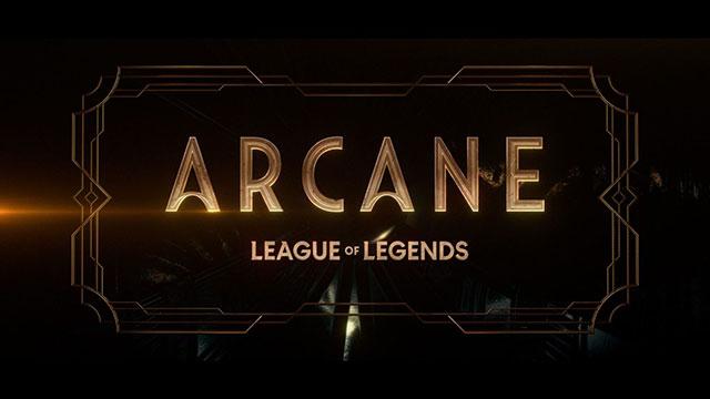 Lịch ra mắt phim Arcane, TV Series hoạt hình LMHT