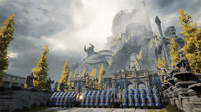 Asterigos: Hành trình cứu cha của nữ chiến binh Northwind Legion