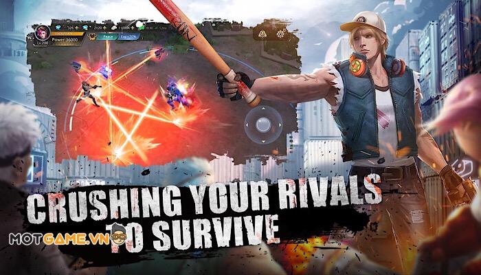 Doomsday of Dead: Tựa game bắn giết zombie hậu tận thế cực chất chơi!