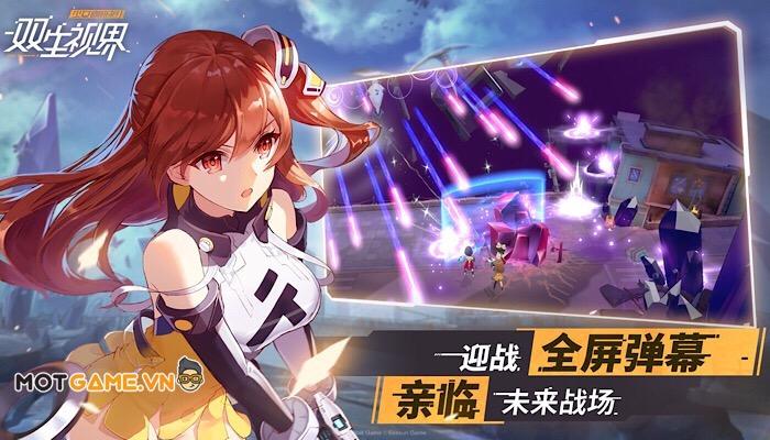 Girl Cafe Gun: Làn gió mới của game mobile bắn súng góc nhìn thứ 3