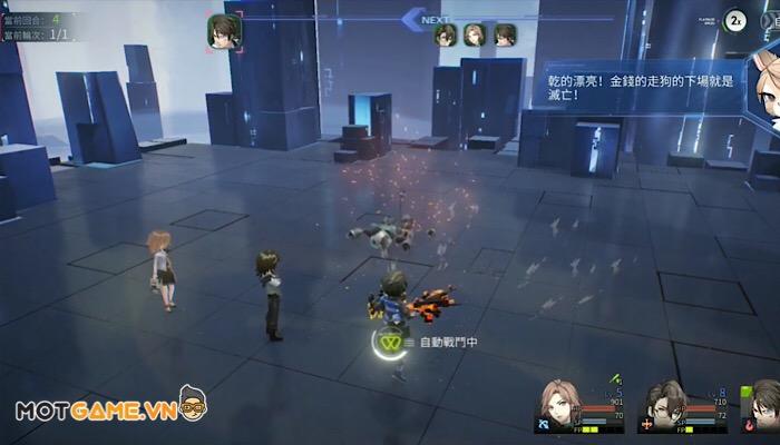 Ego Effect: Siêu phẩm Turn-base RPG đến từ ông lớn NetEase