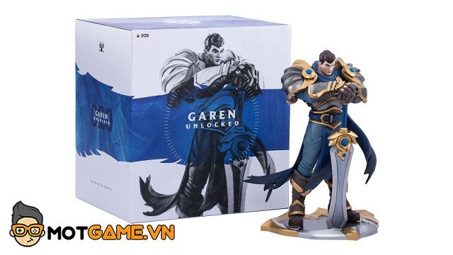 LMHT: Ấn tượng với mô hình Garen Unlocked Statue cực ngầu