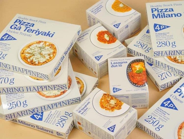 Pizza, mỳ Ý đông lạnh gây sốt tiktok được rao bán tràn lan trên mạng, thật giả lẫn lộn