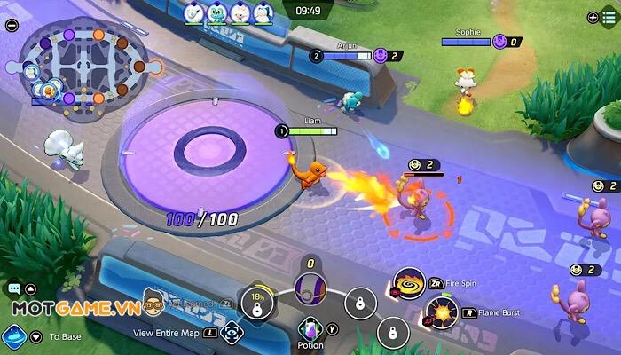 Pokemon Unite: Siêu phẩm MOBA gây náo loạn cộng đồng game thủ