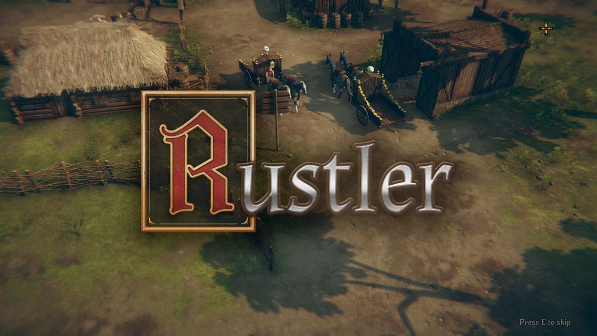"""Rustler: Chết cười với các băng đảng """"yang hồ"""" thời trung cổ"""