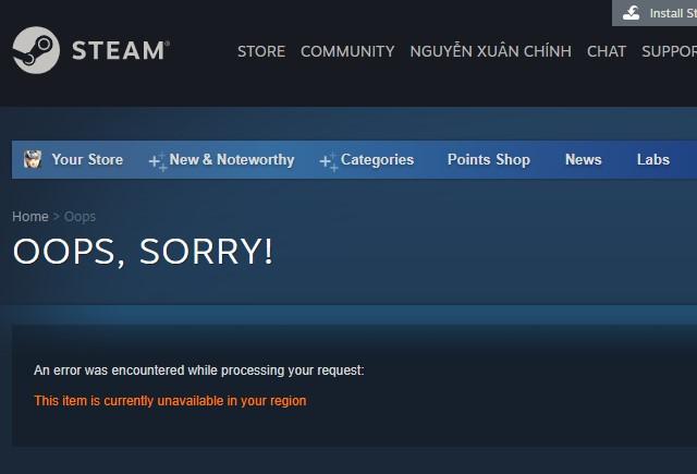 Steam chặn eFootball 2022 tại thị trường Việt Nam: Konami lại phân biệt đối xử?