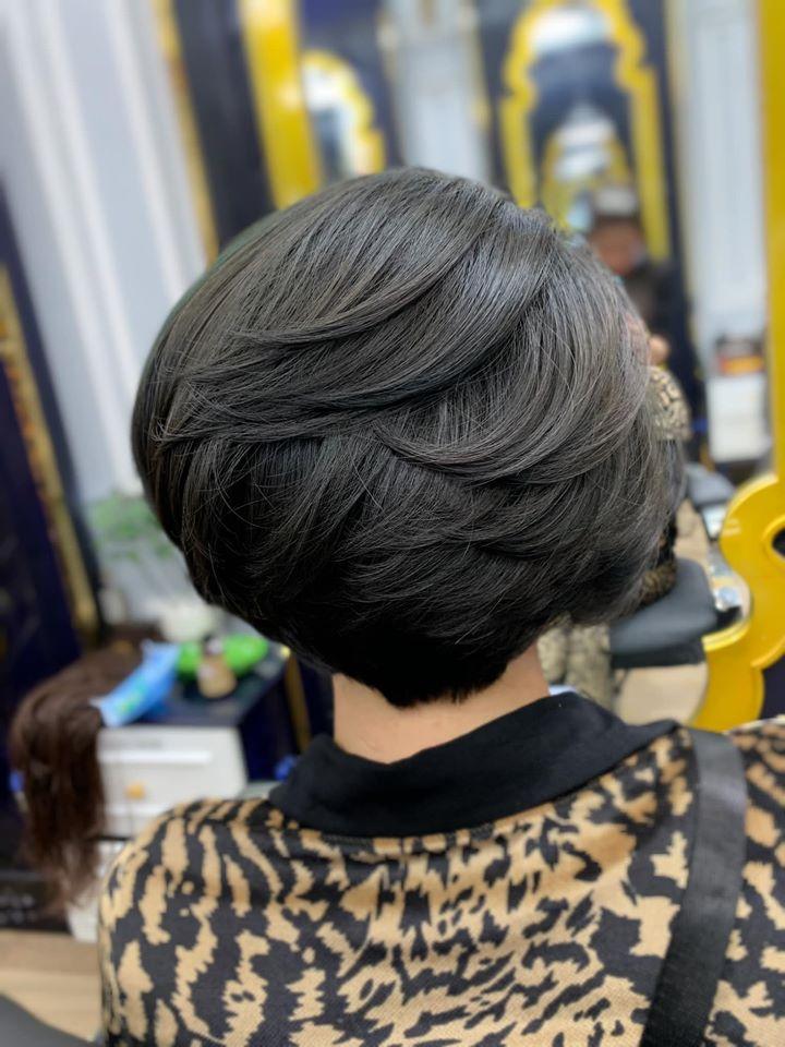 A Huy HairDesign