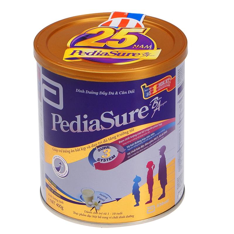 Abbott - Cung cấp các chất dinh dưỡng thiết yếu cho trẻ nhỏ.