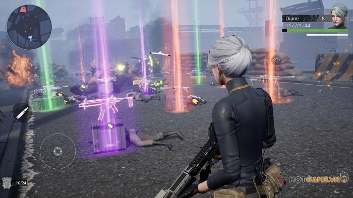 AfterBreach: Game bắn súng nhập vai chống lại sinh vật cổ đại hậu tận thế!