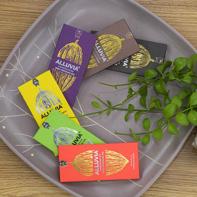 Top 5 Cửa hàng bán socola đen chất lượng nhất tại TP HCM