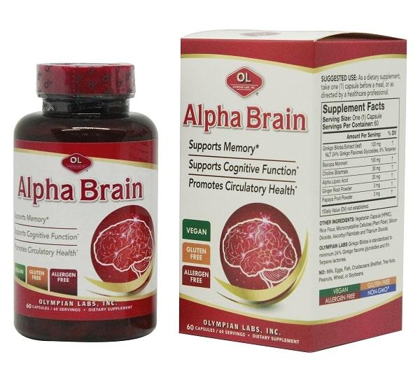 Top 10 Thực phẩm chức năng giảm đau đầu hiệu quả nhất hiện nay