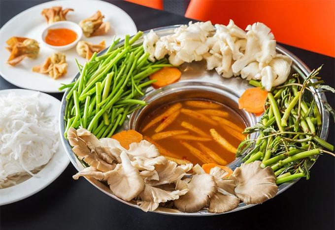Top 5 Quán ăn chay ngon nức tiếng quận Gò Vấp, TP. HCM