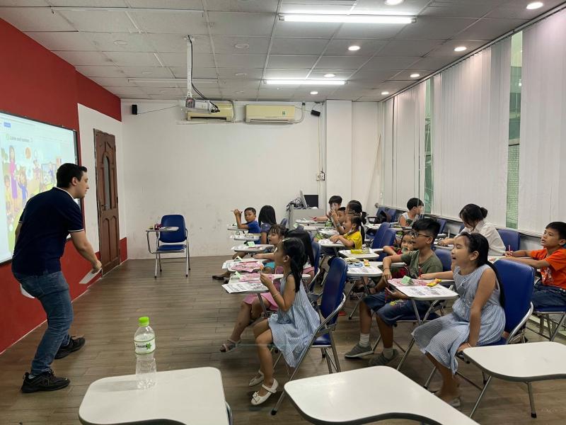 Trung tâm Anh ngữ Quốc tế Bắc Mỹ nơi mang lại những phương pháp học tiếng Anh chuẩn Canda - Hoa Kỳ dành cho mọi lứa tuổi