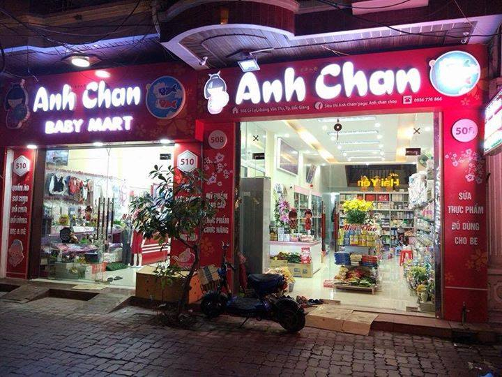Hình ảnh AnhChan Mart tại thành phố Bắc Giang