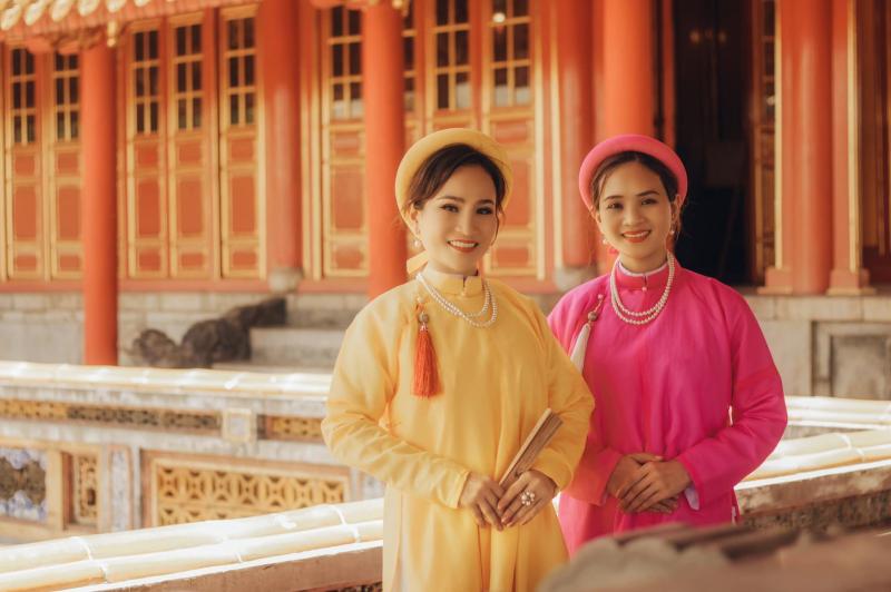 Top 5 Địa chỉ mua vải và may áo dài đẹp nhất Huế