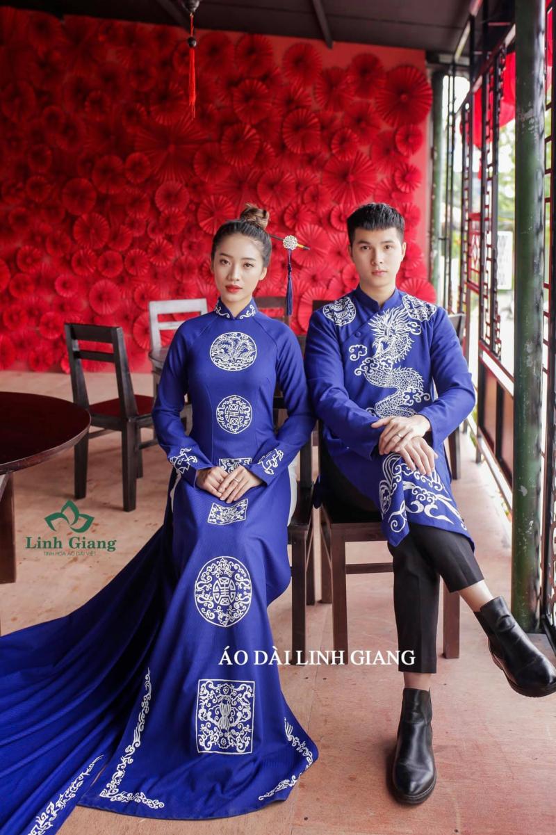Áo Dài Linh Giang