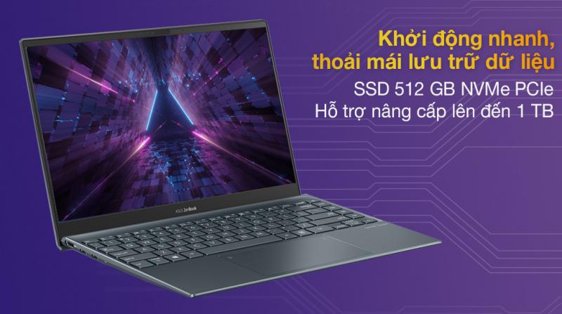 Laptop Asus ZenBook UX325EA i5