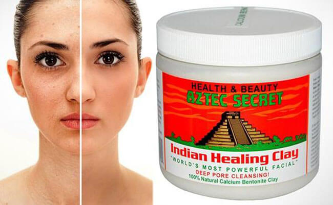 Mặt Nạ Đất Sét Aztec Secret Indian Healing Clay