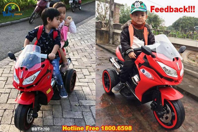 ảnh feedback của khách hàng khi mua xe tại babycuatoi.vn