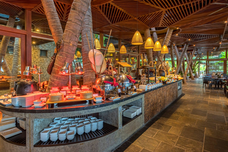 Bacaro restaurant - Amiana Resort Nha Trang