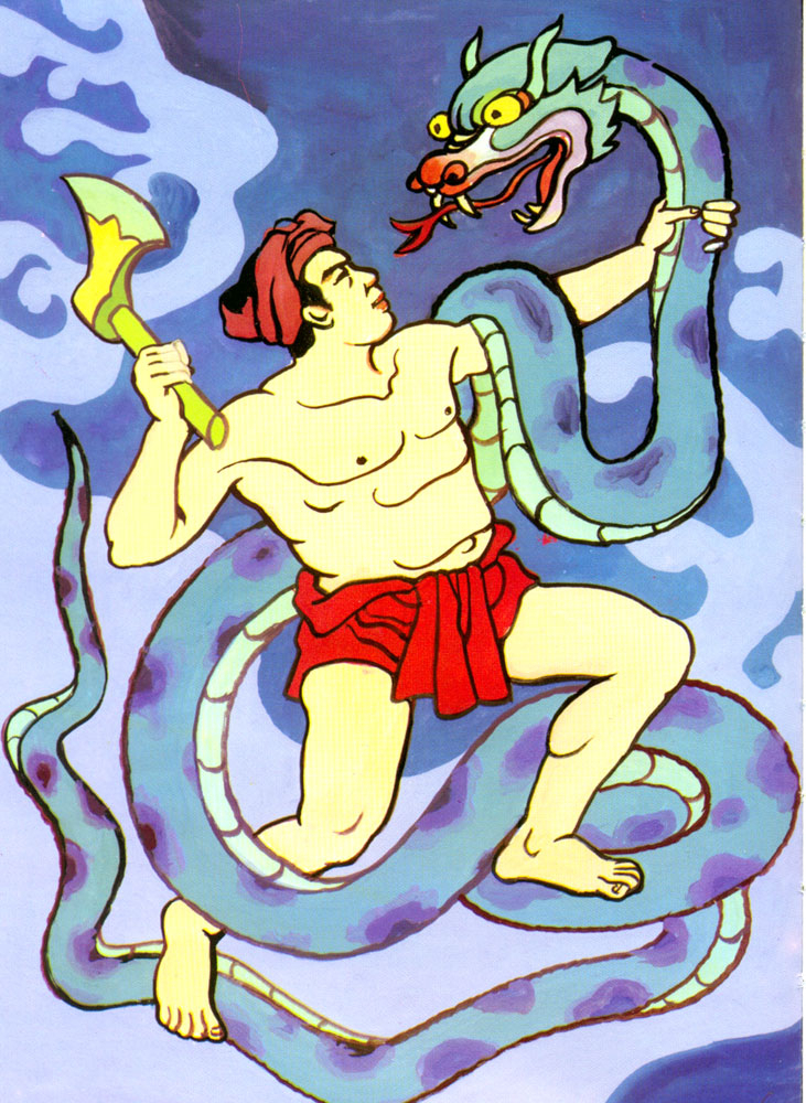 Top 10 Bài văn miêu tả dũng sĩ Thạch Sanh (lớp 6) hay nhất