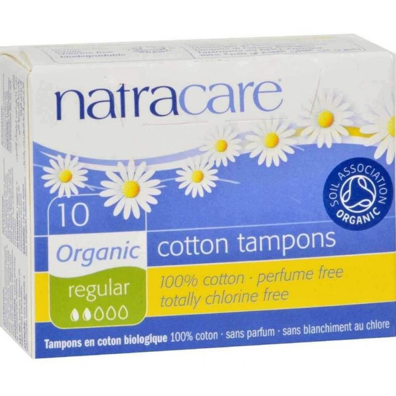 Băng vệ sinh hữu cơ Natracare