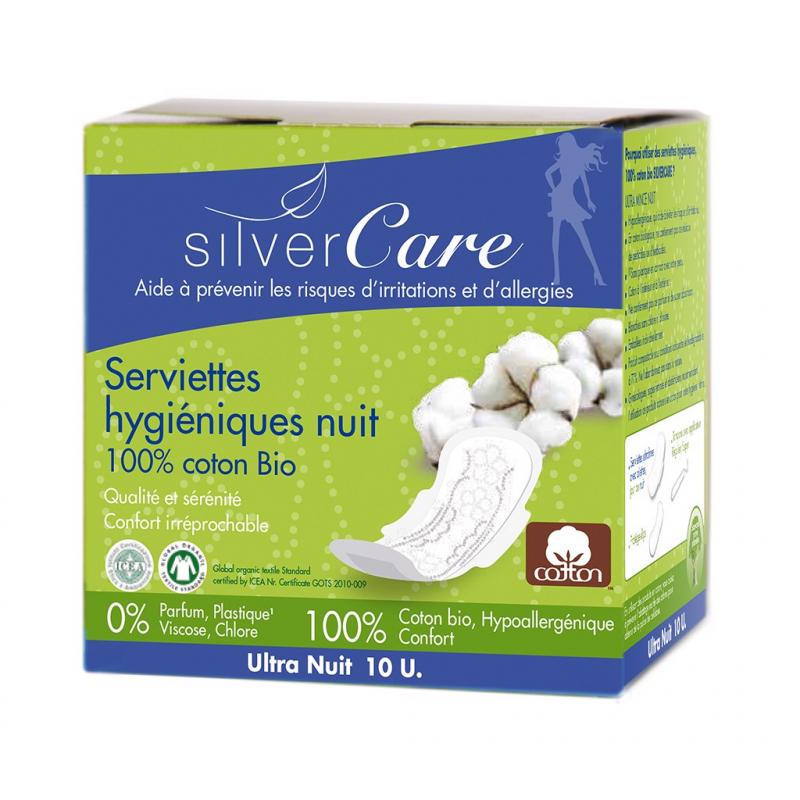Băng vệ sinh hữu cơ Silvercare
