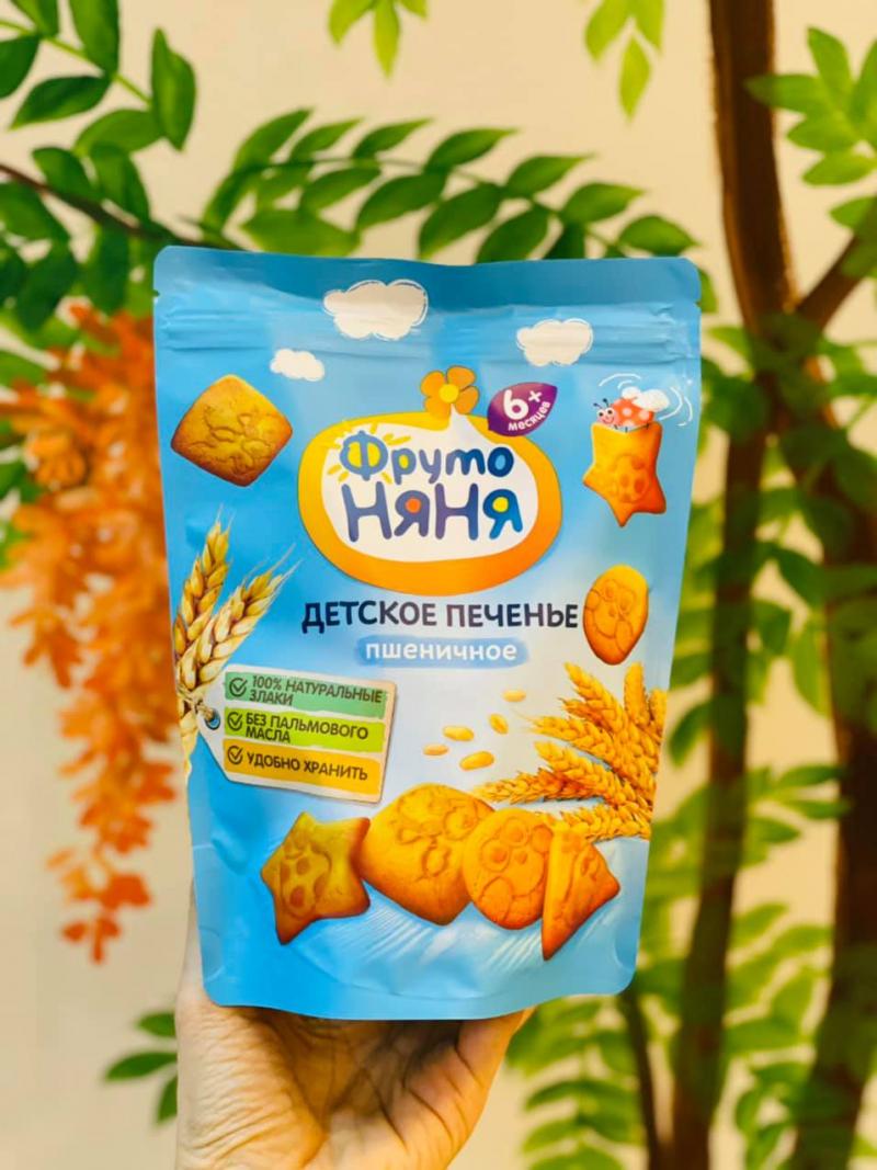 Bánh ăn dặm FrutoNyanya