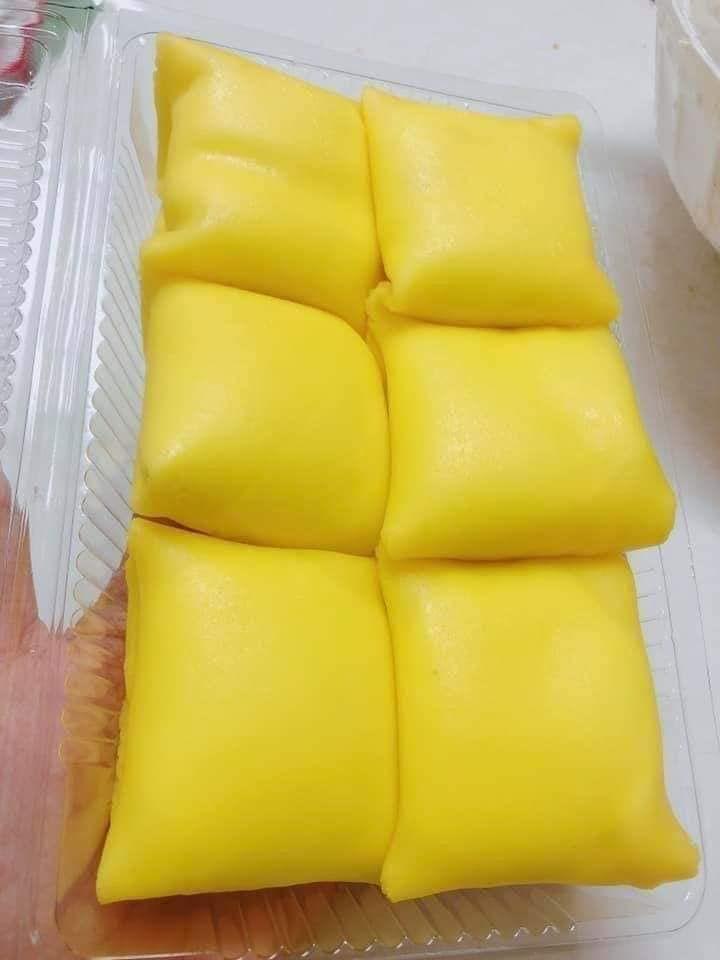 Bánh crep  sầu riêng Diễm Thuy