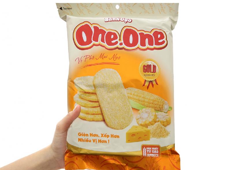 Bánh gạo one one