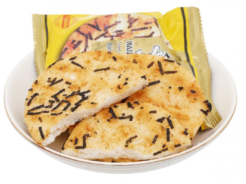 Bánh gạo rong biển Want Want