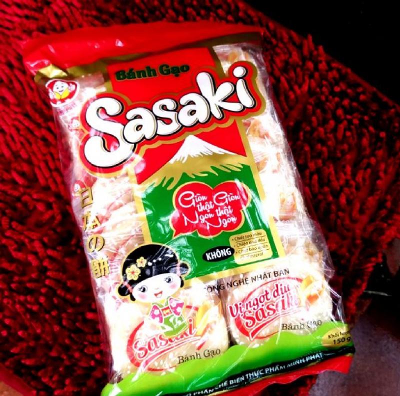 Bánh gạo sasaki