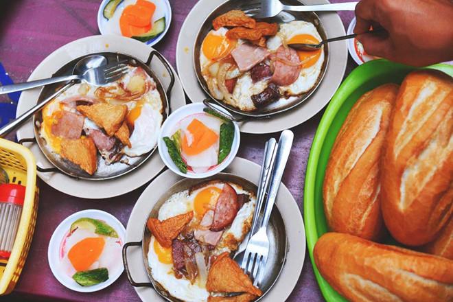 Bánh mì chảo Viễn Hưng
