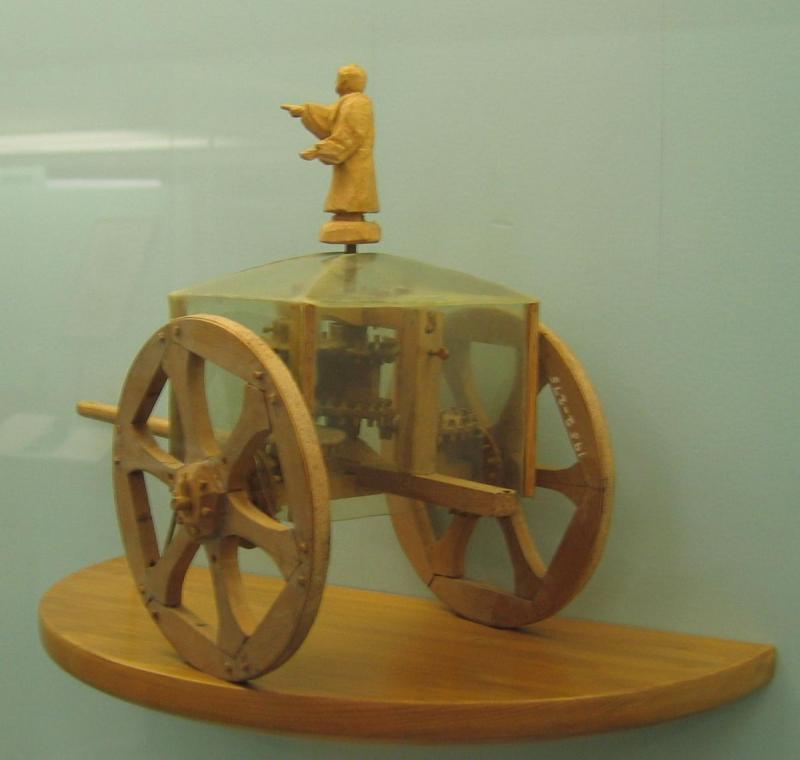 Phát minh ra bánh xe cũng chính là lúc chúng ta bắt đầu tiến vào nền văn minh.