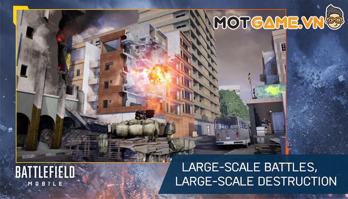 Battlefield Mobile rục rịch chuẩn bị ra mắt, siêu phẩm là đây chứ đâu!