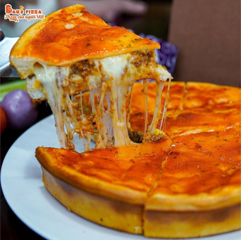 Bầu Pizza Ninh Bình