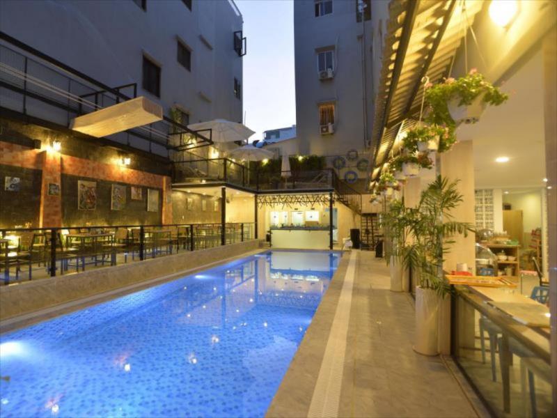 Beautiful Saigon 3 Hotel