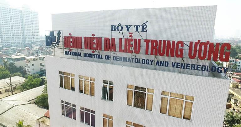 Bệnh viện da liễu Trung Ương