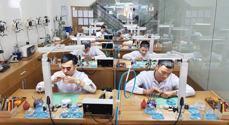 Top 5 Trung tâm dạy sửa đồng hồ uy tín ở Hà Nội