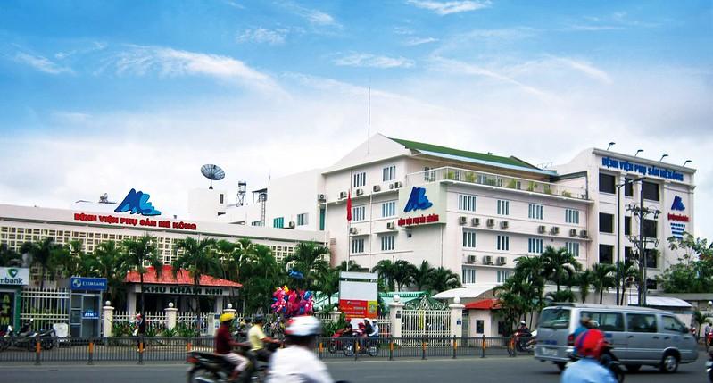 Bệnh viện Phụ sản MêKông sở hữu đội ngũ y bác sĩ có trình độ chuyên môn cao và giàu kinh nghiệm