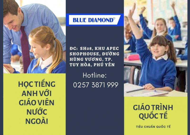 Blue Diamond English Center