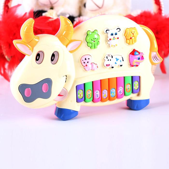 Bộ đồ chơi thông minh có nhạc cho bé trai 1 tuổi