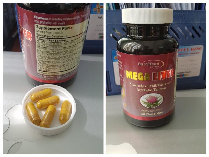 Mega liver