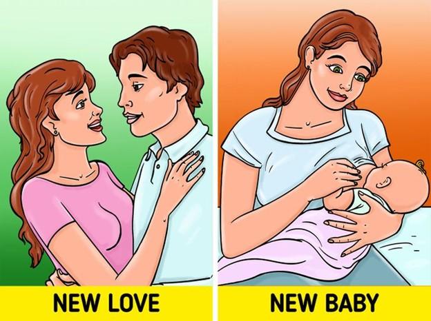 Top 3 Thay đổi bất ngờ của não bộ phụ nữ sau khi sinh con
