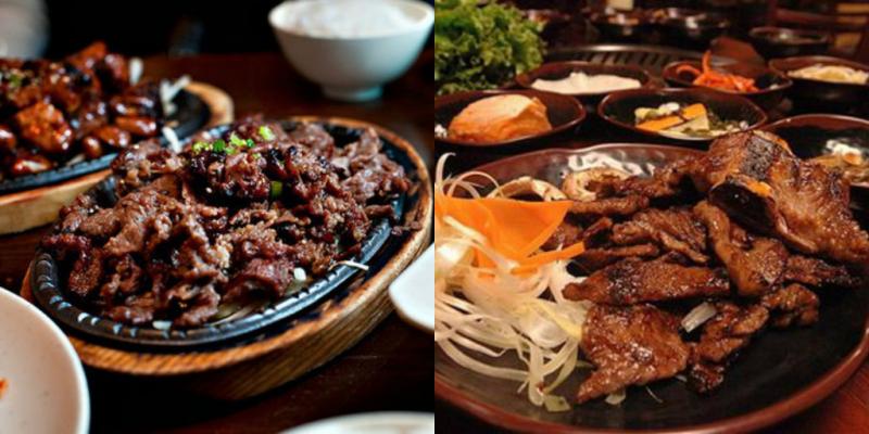 Bò nướng Bulgogi Hàn