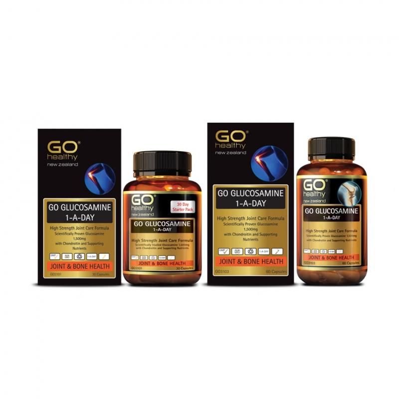Bổ xương khớp Go Healthy Glucosamine