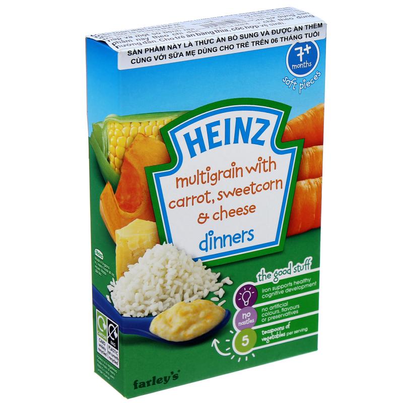 Top 10 Sản phẩm ngũ cốc trẻ em chất lượng nhất hiện nay