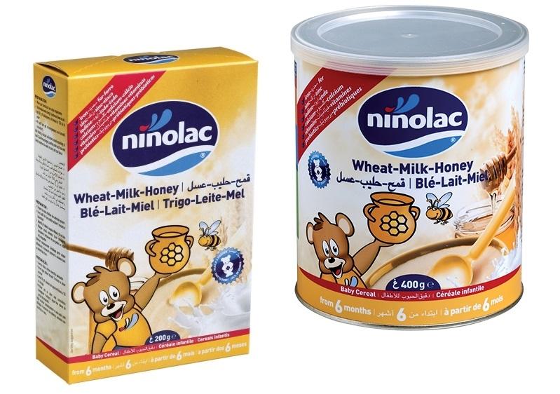 Bột ăn dặm Ninolac