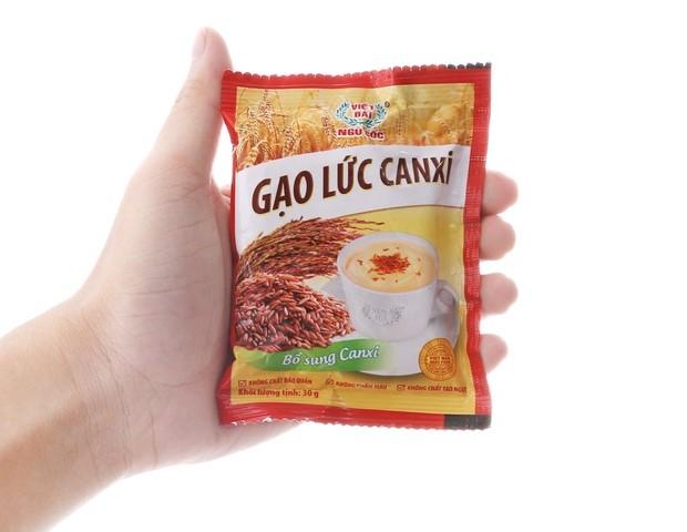 Bột ngũ cốc Gạo lức Canxi Việt Đài