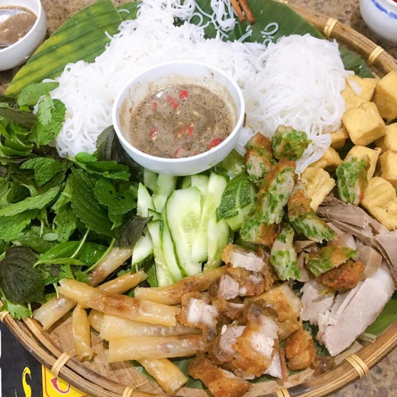 Top 3 Quán bún đậu mắm tôm ngon và chất lượng nhất An Khê, Gia Lai